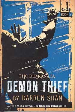 Image for DEMON THIEF: THE DEMONATA BOOK 2