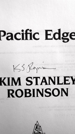 Image for PACIFIC EDGE (SIGNED)