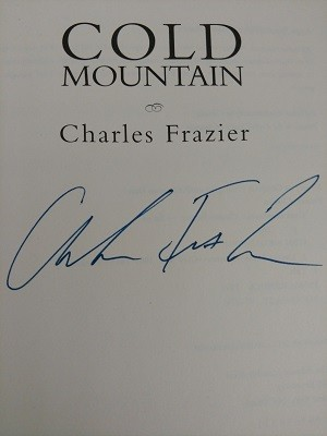 Image for COLD MOUNTAIN (SIGNED)