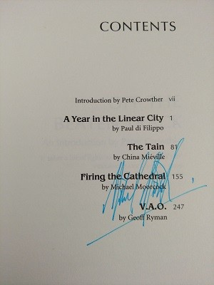 Image for CITIES: THE VERY BEST OF FANTASY COMES TO TOWN (SIGNED)