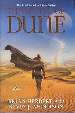 Image for WINDS OF DUNE [THE] (SIGNED)