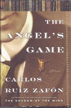 Image for ANGEL'S GAME: A NOVEL (SIGNED)