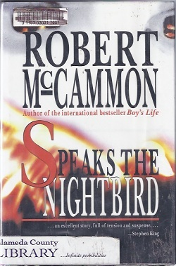 Image for SPEAKS THE NIGHTBIRD
