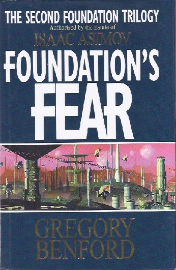 Image for FOUNDATION'S FEAR (SIGNED)