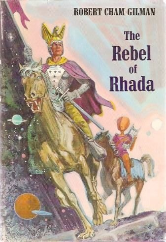 Image for REBEL OF RHADA [THE]