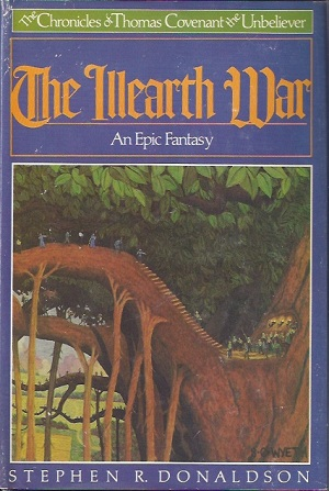 Image for ILLEARTH WAR: AN EPIC FANTASY [THE]