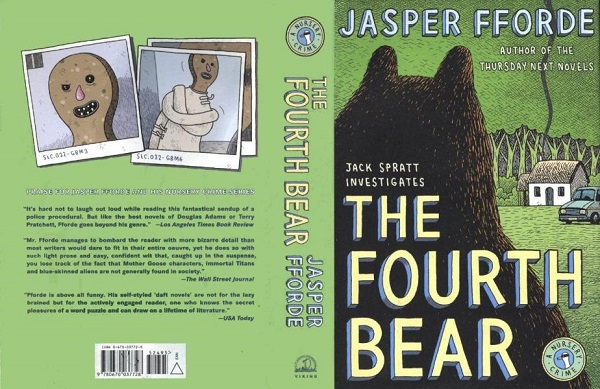 Image for FOURTH BEAR: A NURSERY CRIME (SIGNED)