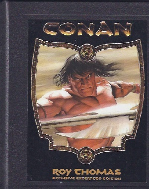 Image for CONAN: EXCLUSIVE EXCERPTED EDITION