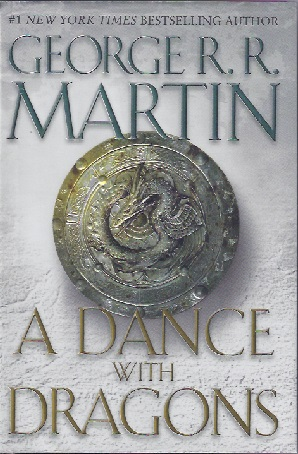 A DANCE WITH DRAGONS (SIGNED)