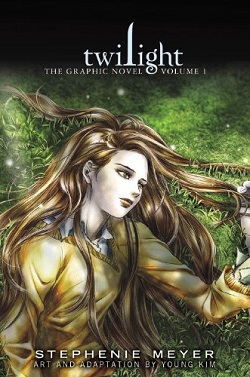 Image for TWILIGHT: THE GRAPHIC NOVEL VOLUME 1
