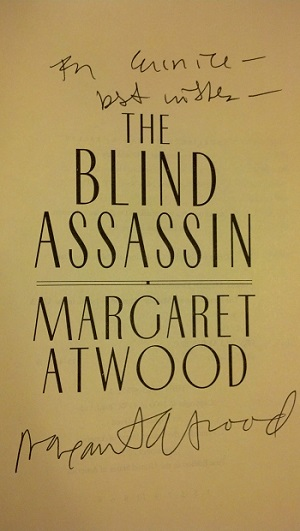 Image for BLIND ASSASSIN [THE] (SIGNED)