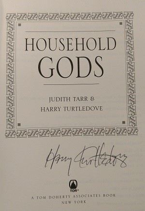 Image for HOUSEHOLD GODS (SIGNED)
