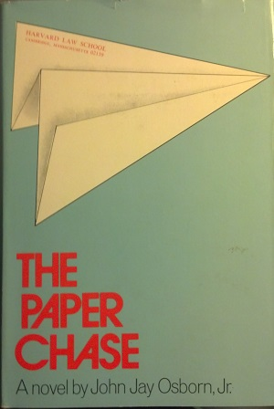 Image for PAPER CHASE [THE] (SIGNED)