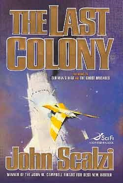 Image for LAST COLONY [THE] (SIGNED)