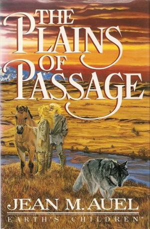 Image for PLAINS OF PASSAGE [THE] (SIGNED)