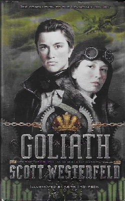 Image for GOLIATH (SIGNED)