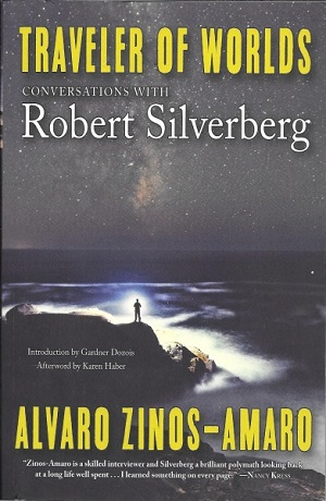 Image for TRAVELER OF WORLDS: CONVERSATIONS WITH ROBERT SILVERBERG (SIGNED)