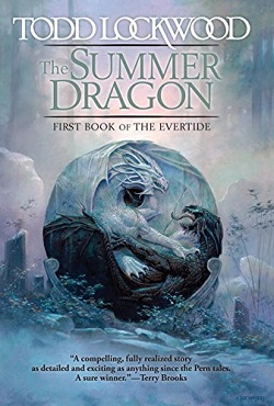 Image for SUMMER DRAGON [THE]: FIRST BOOK OF THE EVERTIDE