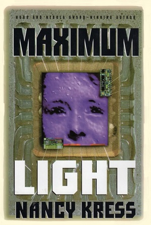Image for MAXIMUM LIGHT (SIGNED)