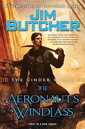 AERONAUT'S WINDLASS [THE]: THE CINDER SPIRES (SIGNED)