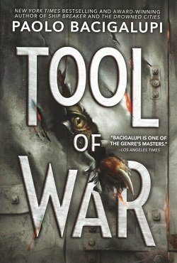Image for TOOL OF WAR (SIGNED)