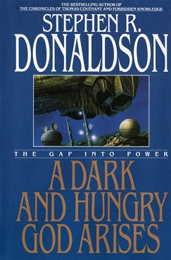 Image for GAP INTO POWER: A DARK AND HUNGRY GOD ARISES [THE] (SIGNED)