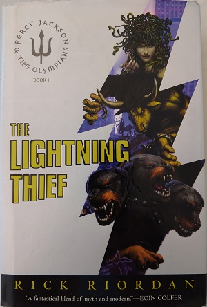 Image for LIGHTNING THIEF [THE]