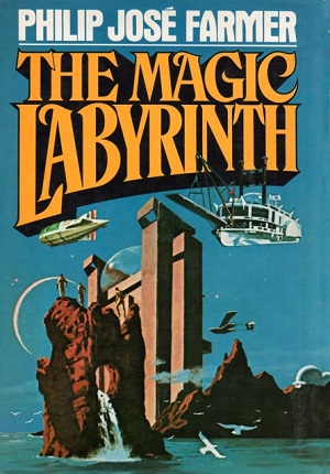 Image for MAGIC LABYRINTH [THE]