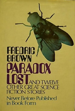 Image for PARADOX LOST AND TWELVE OTHER GREAT SCIENCE FICTION STORIES