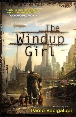 Image for WINDUP GIRL [THE] (SIGNED)
