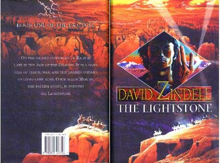 Image for LIGHTSTONE: BOOK ONE OF THE EA CYCLE [THE]