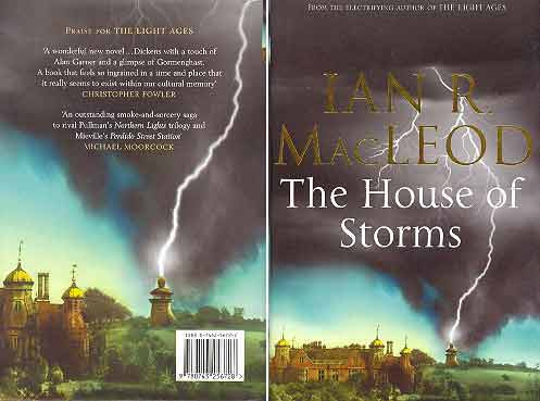 Image for HOUSE OF STORMS [THE]