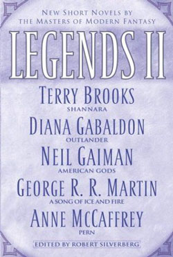 Image for LEGENDS II: NEW SHORT NOVELS BY THE MASTERS OF MODERN FANTASY (SIGNED)